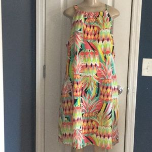 NWT Crown & Ivy summer dress sz XL